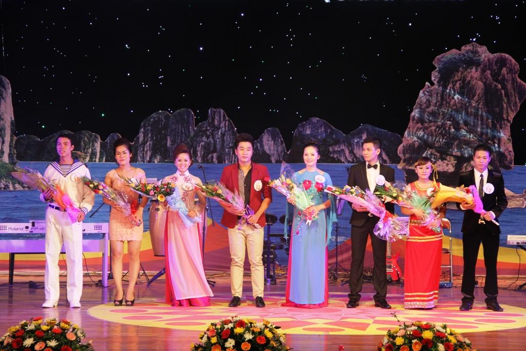 Ca sĩ ngành than giành ngôi quán quân Tiếng hát PT-TH Quảng Ninh 3