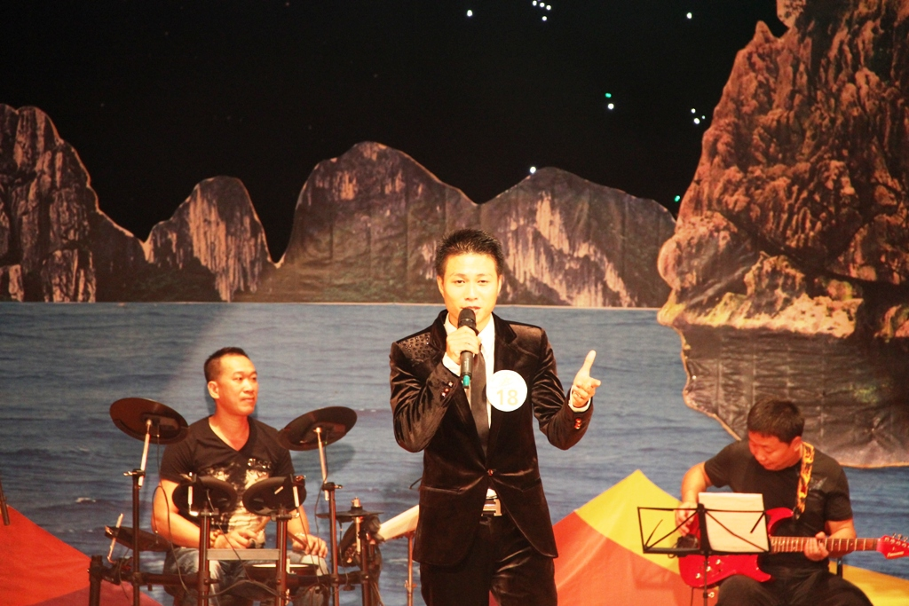 Ca sĩ ngành than giành ngôi quán quân Tiếng hát PT-TH Quảng Ninh 8