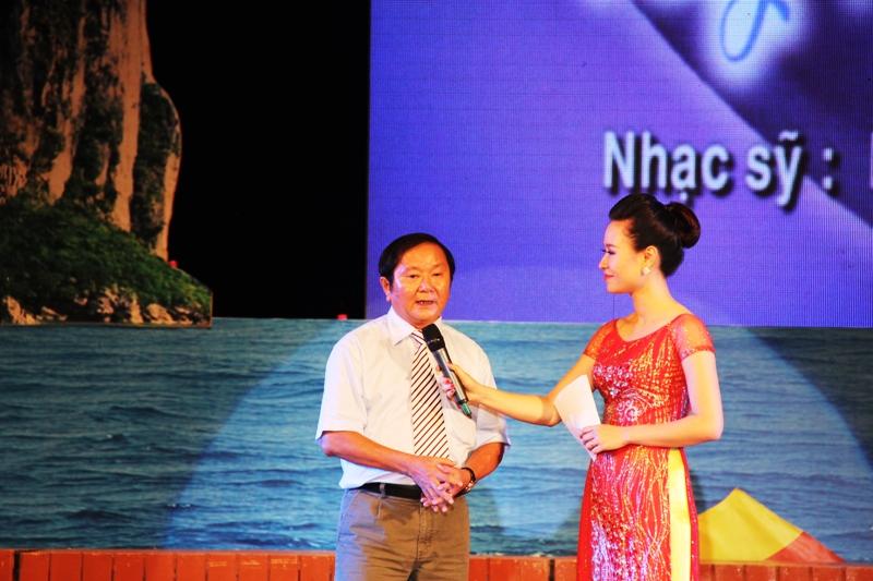 """Quảng Ninh: Sâu lắng đêm nhạc """"Vùng than tình yêu tôi"""" 2"""