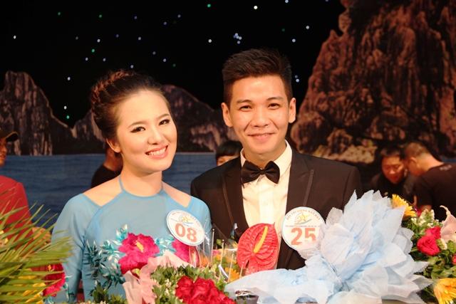 Ca sĩ ngành than giành ngôi quán quân Tiếng hát PT-TH Quảng Ninh 4