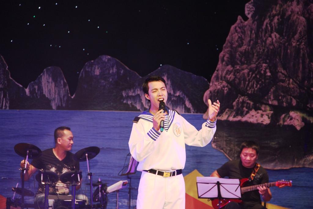 Ca sĩ ngành than giành ngôi quán quân Tiếng hát PT-TH Quảng Ninh 5