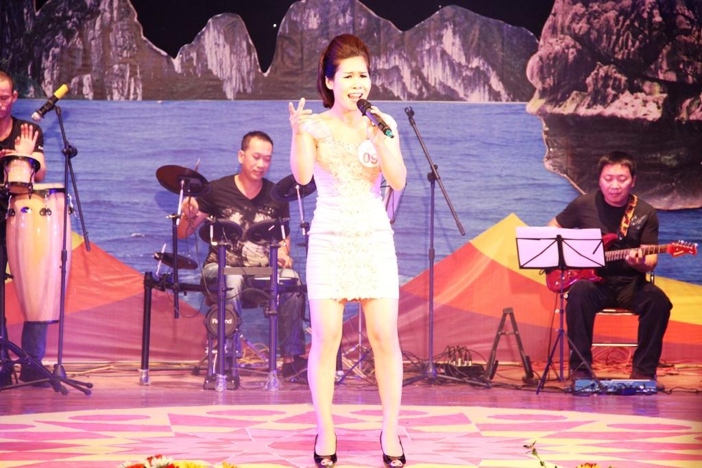 Ca sĩ ngành than giành ngôi quán quân Tiếng hát PT-TH Quảng Ninh 6