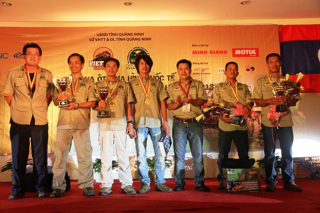 Các đội Việt Nam độc chiếm vị trí Top 15 5