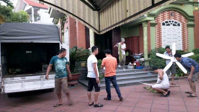 Lại xuất hiện sạt lún tại Cẩm Phả, di dời khẩn cấp 17 hộ dân 4