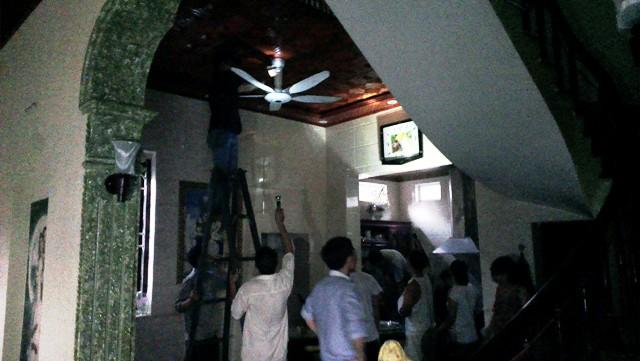 Lại xuất hiện sạt lún tại Cẩm Phả, di dời khẩn cấp 17 hộ dân 3