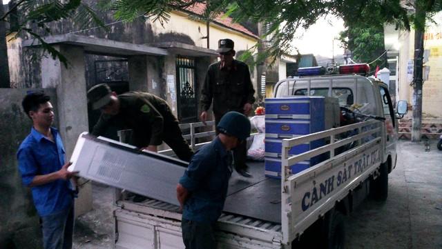 Lại xuất hiện sạt lún tại Cẩm Phả, di dời khẩn cấp 17 hộ dân 5