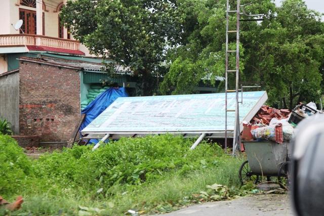 Cận cảnh bão số 5 đổ bộ vào Quảng Ninh 10