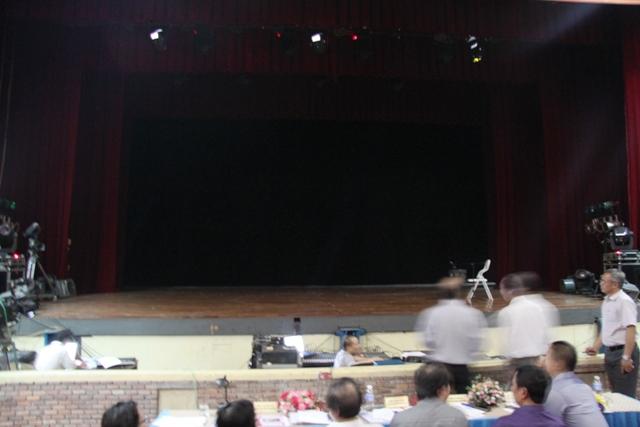 Nhiều sự cố ở ngày đấu tiên cuộc thi Tài năng trẻ biên đạo múa toàn quốc 4