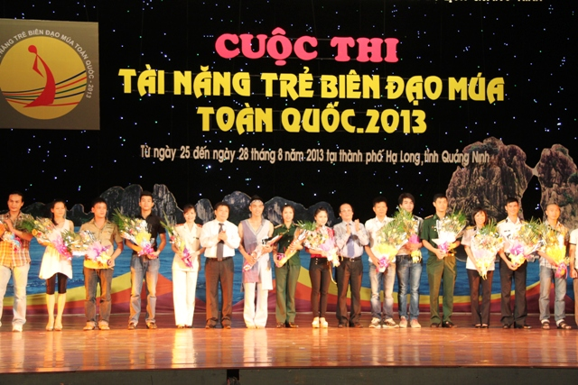Nhiều sự cố ở ngày đấu tiên cuộc thi Tài năng trẻ biên đạo múa toàn quốc 1
