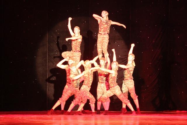 Nhiều sự cố ở ngày đấu tiên cuộc thi Tài năng trẻ biên đạo múa toàn quốc 2