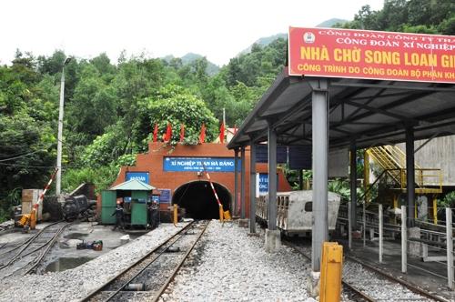 Quảng Ninh: Tụt lò chợ, 1 công nhân thiệt mạng 1