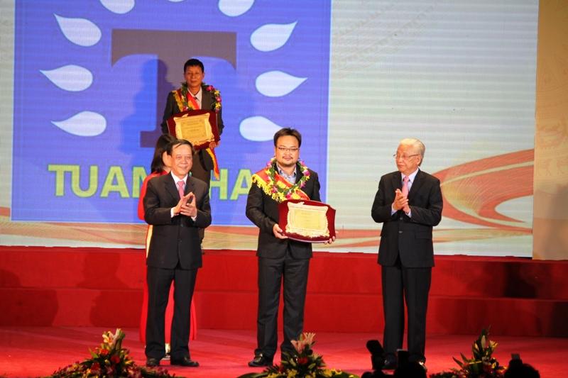 Quảng Ninh: 100 doanh nhân tiêu biểu được vinh danh 2