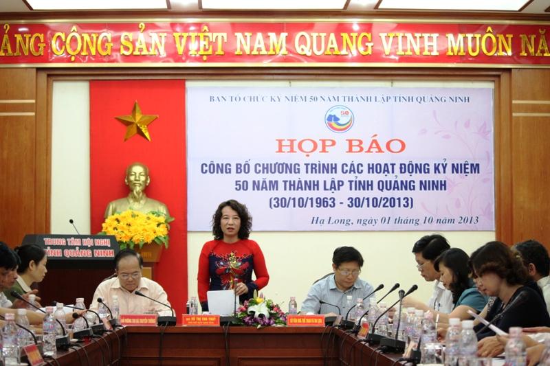 Quảng Ninh: Nhiều sự kiện lớn kỷ niệm 50 năm ngày thành lập tỉnh 2