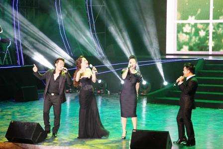 Live concert Bằng Kiều tại Quảng Ninh ế khách 14