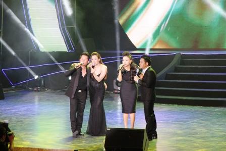Live concert Bằng Kiều tại Quảng Ninh ế khách 3
