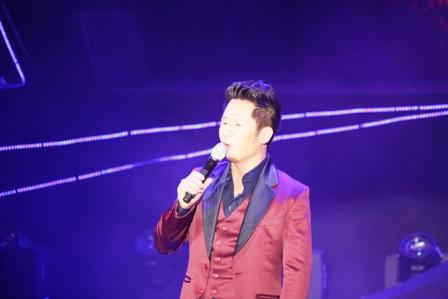Live concert Bằng Kiều tại Quảng Ninh ế khách 6
