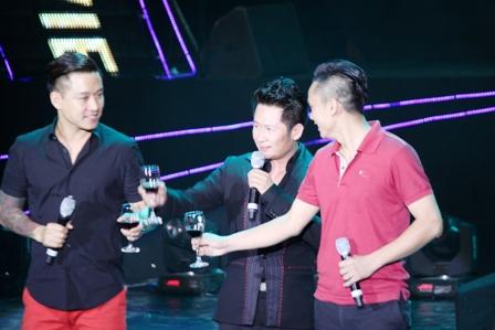 Live concert Bằng Kiều tại Quảng Ninh ế khách 15