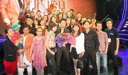 Live concert Bằng Kiều tại Quảng Ninh ế khách 19