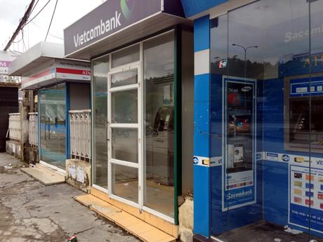 Quảng Ninh: Cạy phá cây ATM giữa đêm mưa bão 3