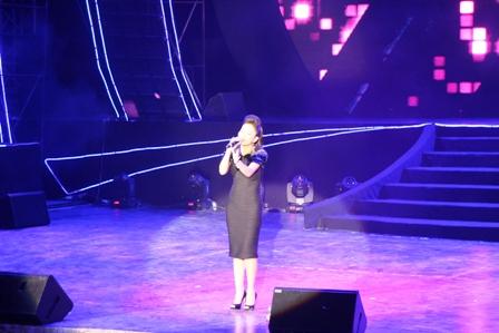 Live concert Bằng Kiều tại Quảng Ninh ế khách 10
