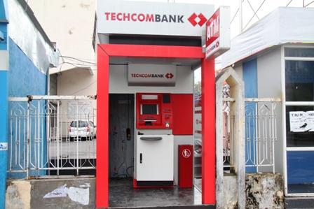 Vụ kẻ gian phá cây ATM ở Hạ Long trong đêm bão: Không bị mất tiền trong két 1