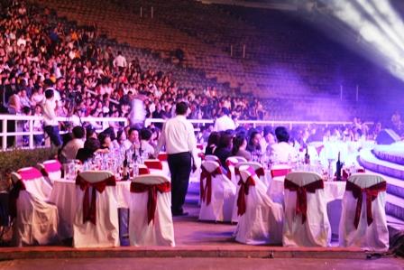 Live concert Bằng Kiều tại Quảng Ninh ế khách 23