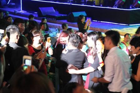 Live concert Bằng Kiều tại Quảng Ninh ế khách 16
