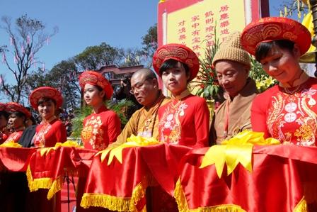 Khánh thành tượng đồng  kỷ lục Việt Nam  4