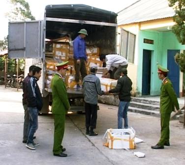 Quảng Ninh: Bắt giữ hơn 4 tấn động vật nhập lậu 1