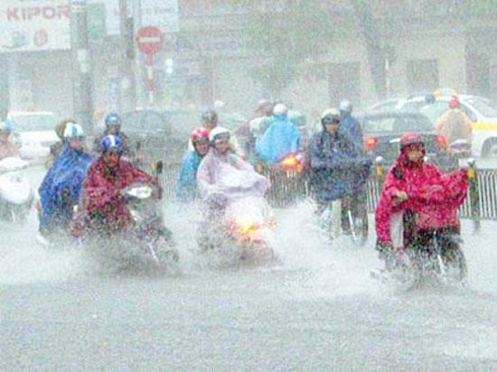Tránh họa bất ngờ mùa mưa bão 1