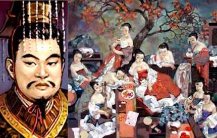 """Giải mã bài thuốc xuân dược cổ nhất thế giới giúp Minh đế Hạ Vũ 45 năm """"lập uy"""" chốn hậu cung 1"""
