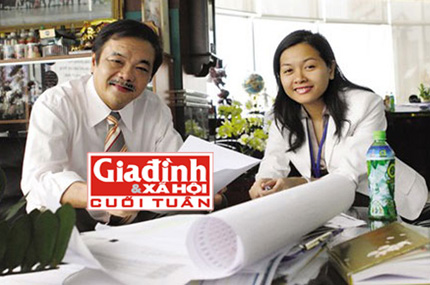 Bí quyết dạy con tính tự lập và chịu trách nhiệm của ông chủ trà Dr.Thanh 2