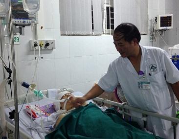 2 nạn nhân vụ tai nạn giao thông ở Lào Cai vẫn trong tình trạng nguy kịch 2