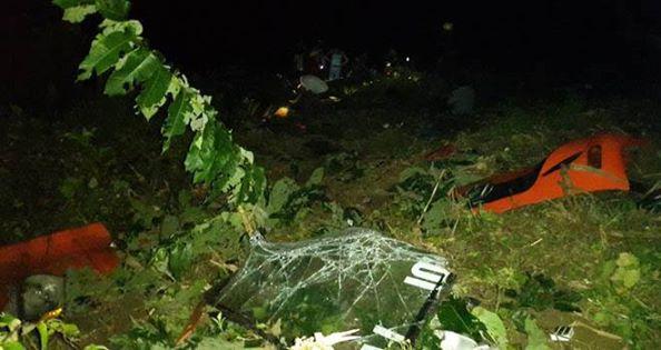 Xe giường nằm Sao Việt chở 41 người về từ Sapa lao xuống vực sâu 200m  1