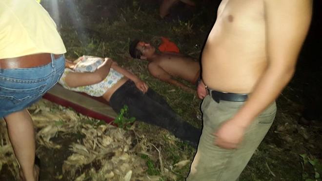 Xe giường nằm Sao Việt chở 41 người về từ Sapa lao xuống vực sâu 200m  3