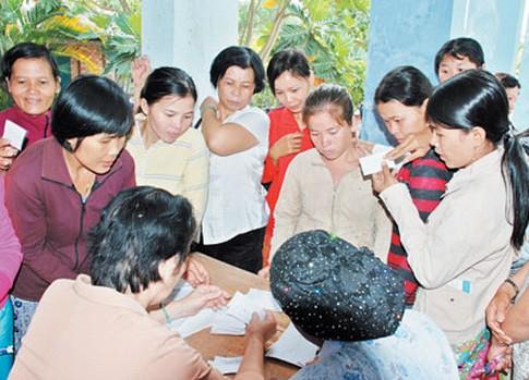 Tây Ninh: CTV dân số đã có thù lao từ ngân sách địa phương 1