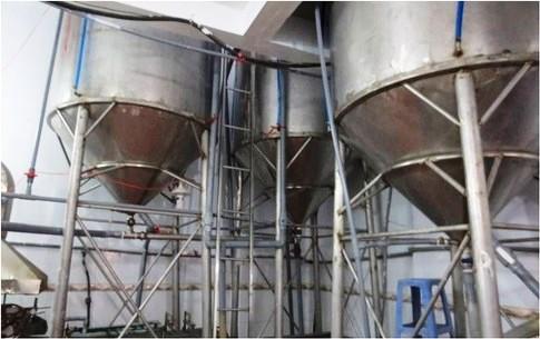 Xem quy trình sản xuất bún tươi 3