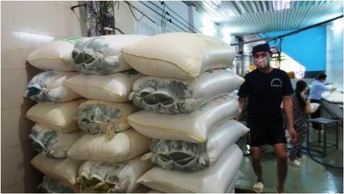 Xem quy trình sản xuất bún tươi 4