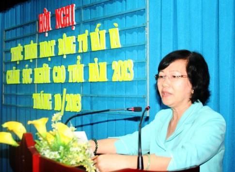 TPHCM: Triển khai hoạt động tư vấn & chăm sóc người cao tuổi 4