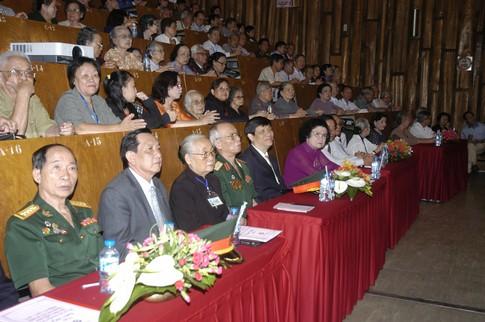 Đại hội tổng kết nhiệm kỳ I CLB truyền thống Ban Dân y miền Nam 4