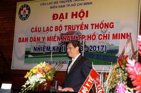 Đại hội tổng kết nhiệm kỳ I CLB truyền thống Ban Dân y miền Nam 3
