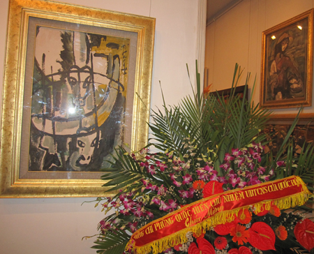 Bộ sưu tập tranh đặc sắc của Tiến sĩ Nguyễn Sĩ Dũng 3