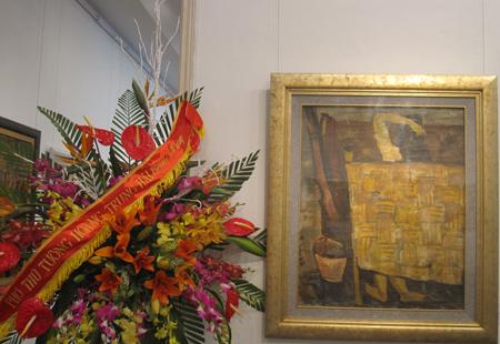 Bộ sưu tập tranh đặc sắc của Tiến sĩ Nguyễn Sĩ Dũng 4