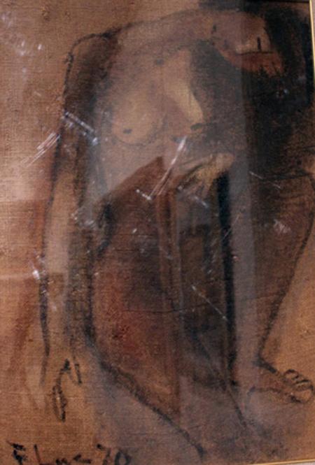 Bộ sưu tập tranh đặc sắc của Tiến sĩ Nguyễn Sĩ Dũng 6