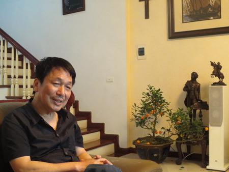 """Ngôi nhà """"đế vương"""" của nhạc sĩ Phú Quang 8"""
