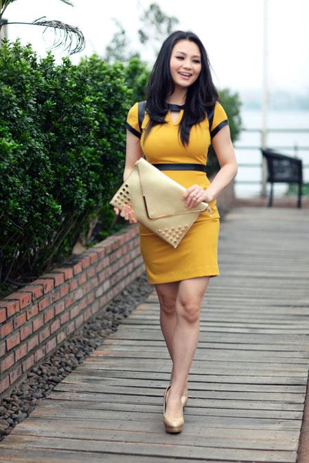 Diễn viên Diệu Hương tăng 25kg vì sinh em bé 6