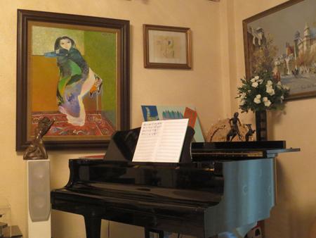 """Ngôi nhà """"đế vương"""" của nhạc sĩ Phú Quang 9"""