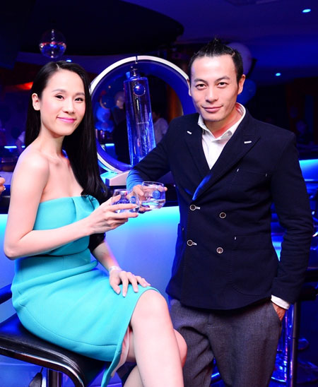Người mẫu Thái Hà gầy gò sau án phạt trình diễn bikini 6
