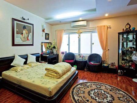 """Ngôi nhà """"đế vương"""" của nhạc sĩ Phú Quang 11"""