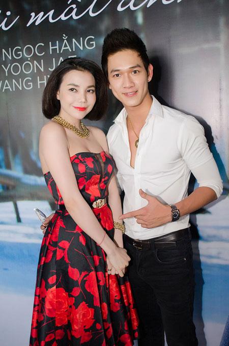 Trà Ngọc Hằng chán làm người đẹp scandal 8